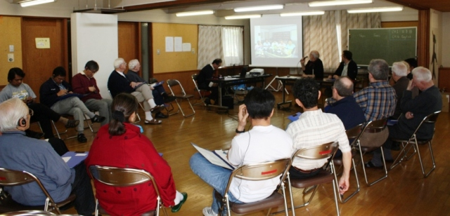 Japan-Philippines: chapter video conference